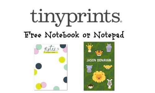 free notebook