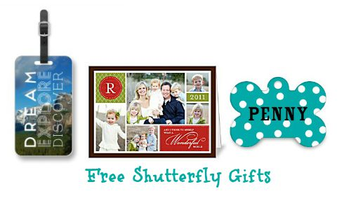 free shutterfly gifts 1