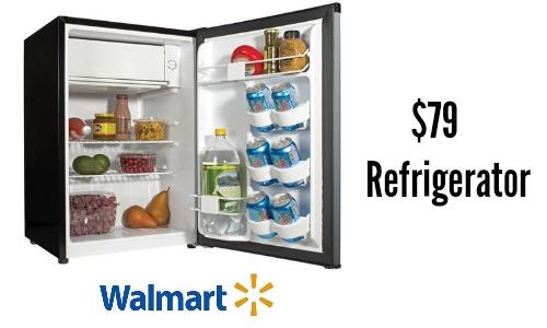 Walmart mini fridge coupon