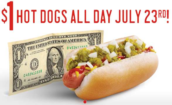 hot dog deal