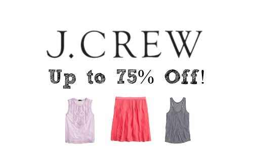 jcrew sale