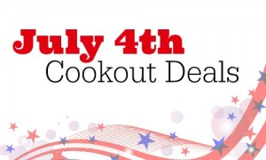 july 4th cookout deals
