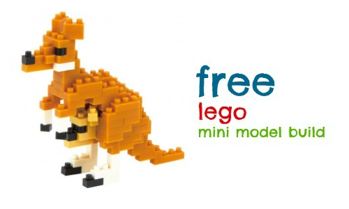 lego store free build