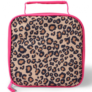 leopard lunchbox