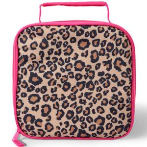 leopard lunchbox