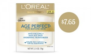 l'oreal paris age perfect coupon