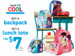 Disney Store: Get a $7 Lunch Box