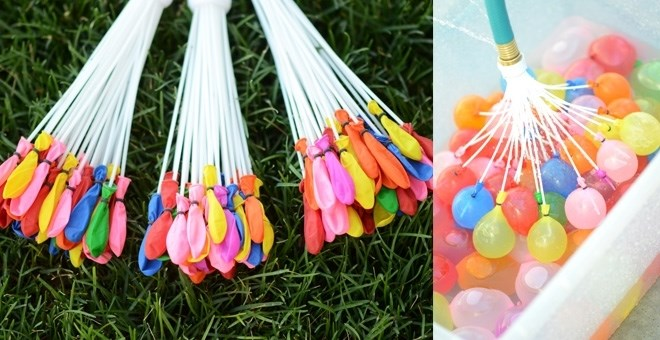 magic water baloons