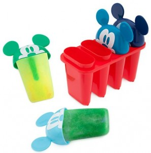 mickey popsicles