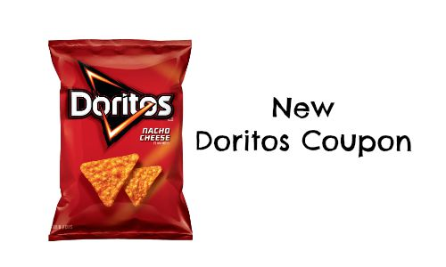 new doritos coupon