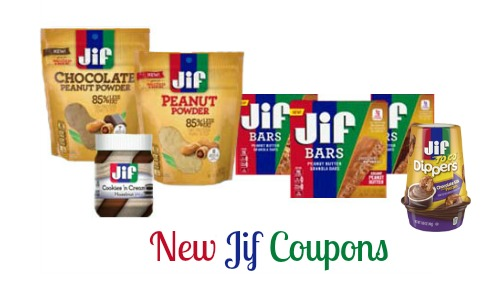 new jif coupons