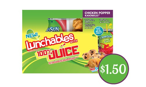 new lunchables coupon