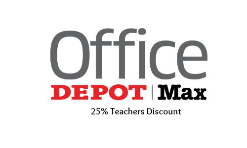 office max teachers discount