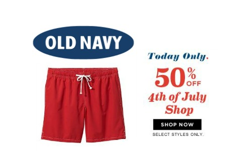 old navy july 4th sale