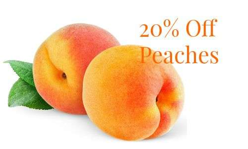 peaches deal