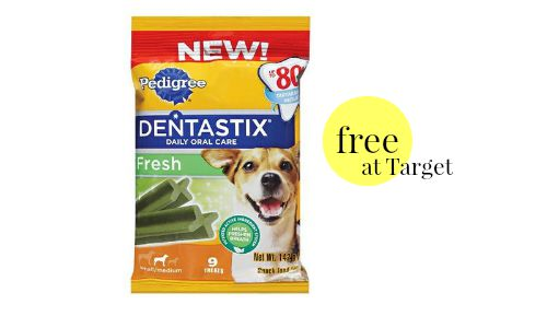 pedigree dentastix coupon