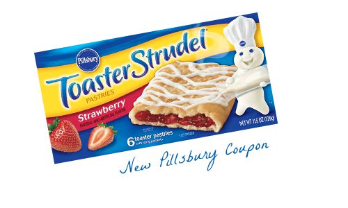 pillsbury toaster strudel coupon