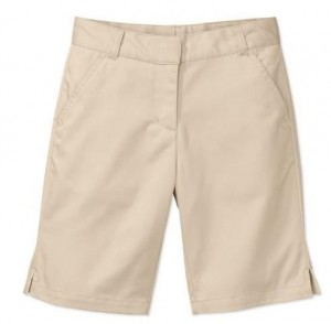pleated bermuda shorts_1