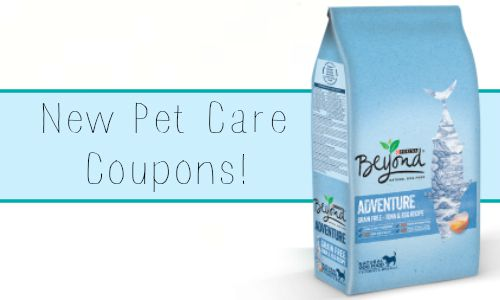 printable pet care coupons