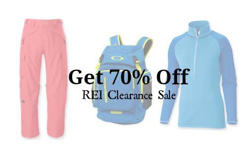 rei clearance sale