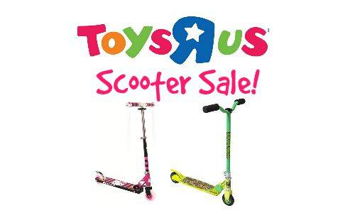 scooters sale toyrus