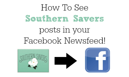 see southern savers posts on facebook