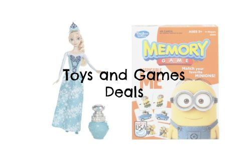 toys and games deals