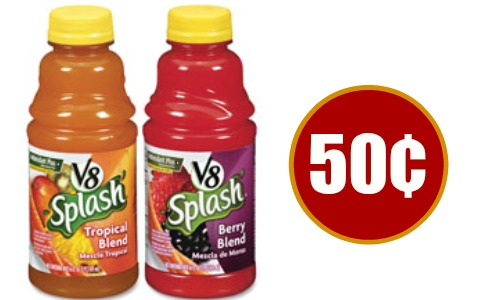 v8 splash single