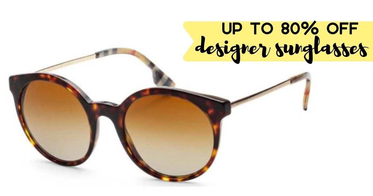 zulily designer glasses
