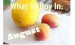 August Grocery Store Trends 2015