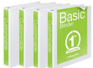 basic binder