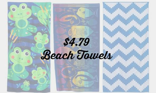 beach towels 1