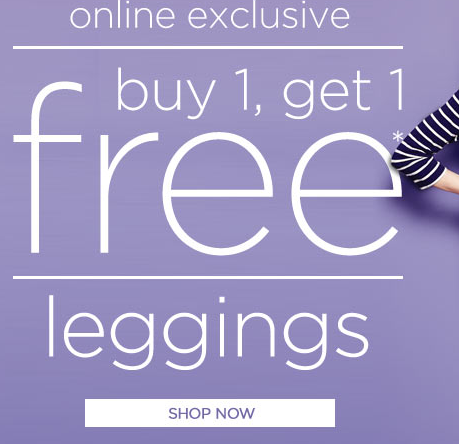 bogo leggings