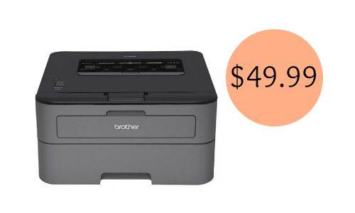 Office Depot | Brother Laser Printer, $49.99