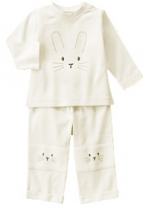 bunny 2 piece