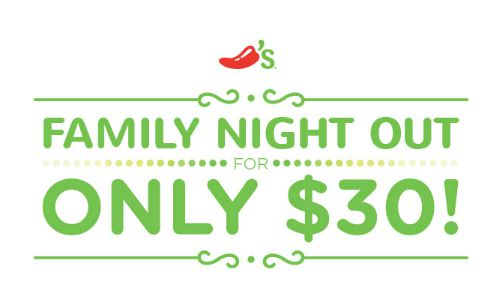 chili's family night out 1