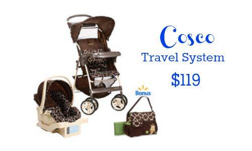 cosco travel system