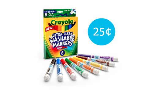 crayola markers coupon