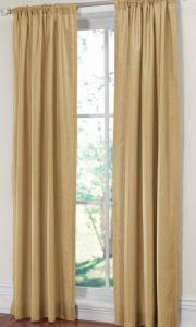 drapery panel