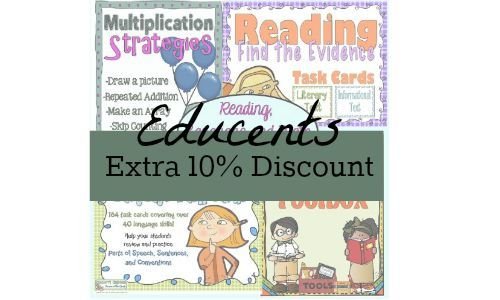 Educents: 10% Off Your Entire Purchase