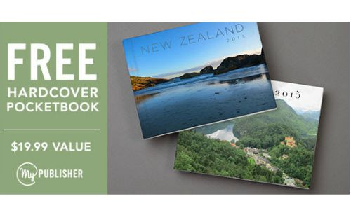 free hardcover pocket photo book
