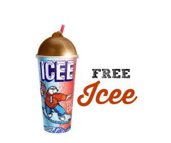 free icee target