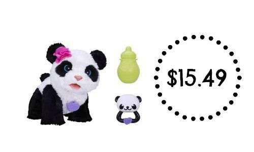 fur real panda