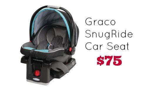 Walmart Deal Graco Snugride Car Seat 75 Shipped Southern Savers