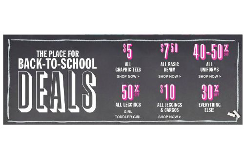 kids denim childrens place deals