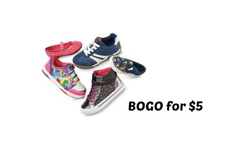 kmart shoes sale