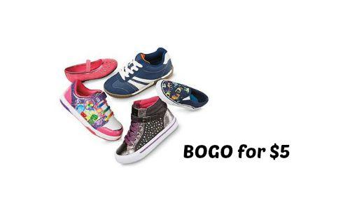 kmart shoes sale