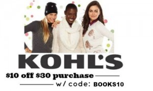 kohls code