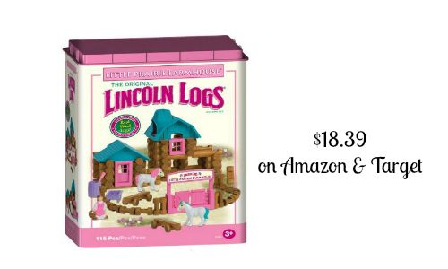 lincoln logs farmhouse