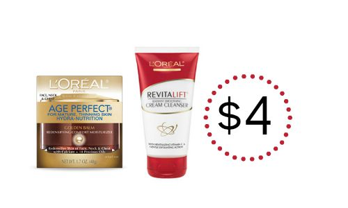 l'oreal skin care coupons